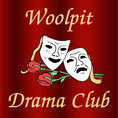 Woolpit Drama Club logo